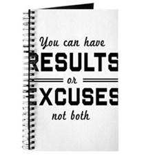 Results or excuses not both Journal