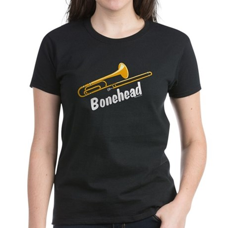 Bonehead Women's Dark T-Shirt