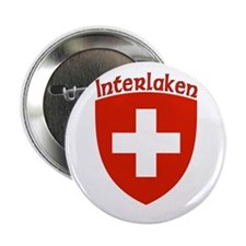 Interlaken, Switzerland Button