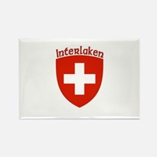 Interlaken, Switzerland Rectangle Magnet (100 pac
