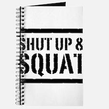 Shut up & squat 2 Journal