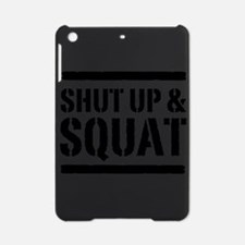 Shut up & squat 2 iPad Mini Case