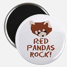 """Red Panda 2.25"""" Magnet (10 pack)"""