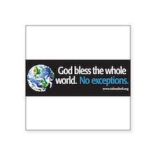 G_Bless_3 Sticker