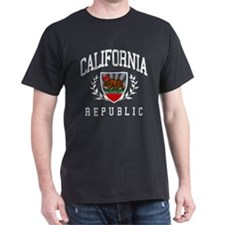 California Republic (distressed look) T-Shirt
