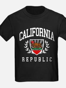 California Republic (distressed look) T-Shirt