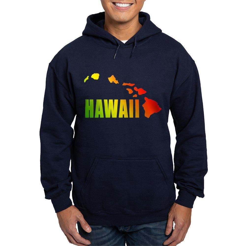 Pullover Hoodie Hawaiian Islands Hoodie CafePress