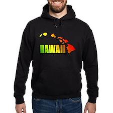 Hawaiian Islands Hoodie