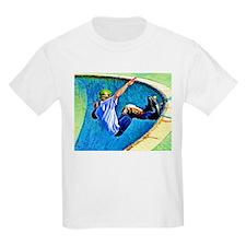 Skateboarding in the Bowl T-Shirt