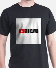 Grindelwald, Switzerland T-Shirt