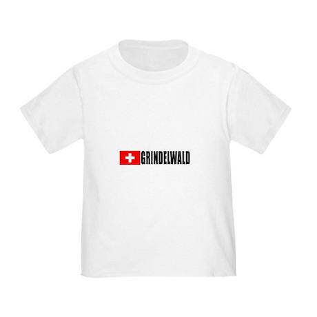 Grindelwald, Switzerland Toddler T-Shirt