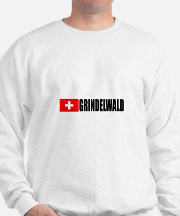 Grindelwald, Switzerland Jumper