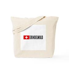 Grindelwald, Switzerland Tote Bag