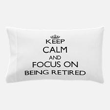 Unique Retired Pillow Case