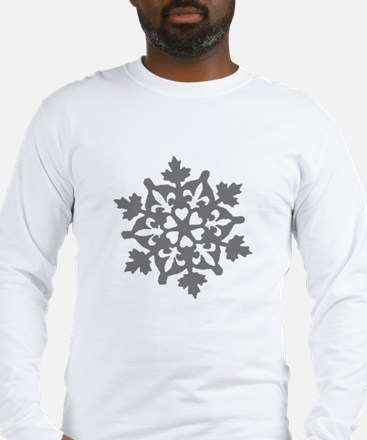 flake2 Long Sleeve T-Shirt