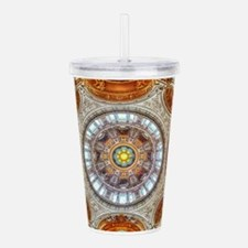 Cathedral Dome Berlin Acrylic Double-wall Tumbler