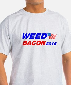 Weed Bacon 2016 T-Shirt