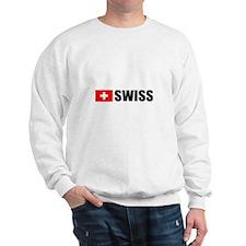 Swiss Flag Jumper
