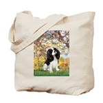 Spring & Tri Cavalier Tote Bag