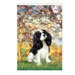 Spring & Tri Cavalier Postcards (Package of 8)