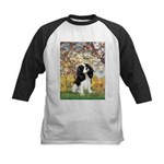 Spring & Tri Cavalier Kids Baseball Jersey