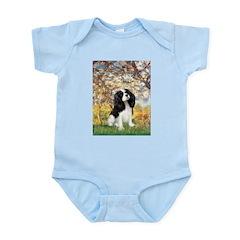 Spring & Tri Cavalier Infant Bodysuit