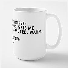 Things I like about coffee Mugs