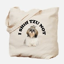 I Shih Tzu Not Tote Bag