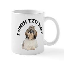 I Shih Tzu Not Mug