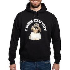 I Shih Tzu Not Hoodie