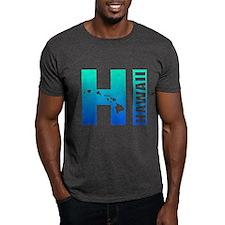 HI - Hawaii Islands T-Shirt