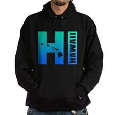 HI - Hawaii Islands Hoodie