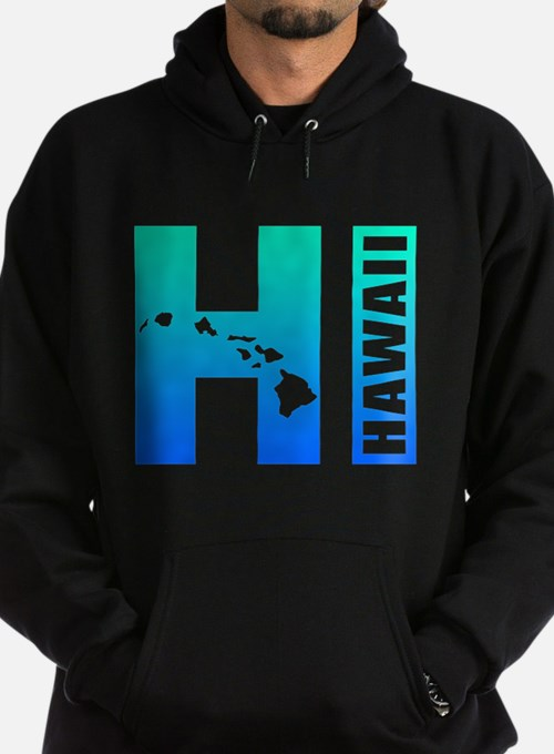 Hawaiian hoodies