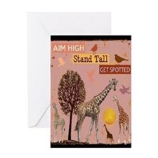 Stand Tall Card Greeting Cards