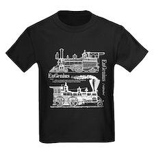 Cute Steam train T