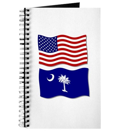 USA and SC Flags Journal