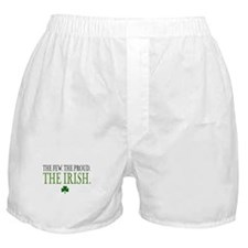 Irish Pride Boxer Shorts