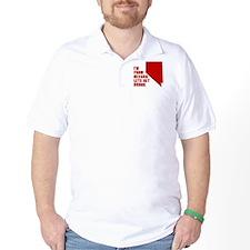 NEVADA T-SHIRT HUMOR DRINKIN T-Shirt