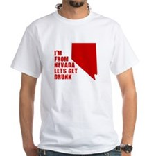 NEVADA T-SHIRT HUMOR DRINKIN Shirt