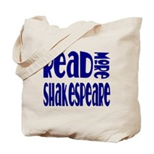 Funny Shakespeare Tote Bag