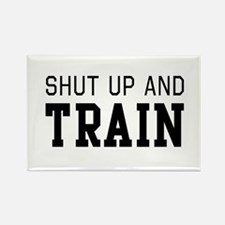 Shut up and train Magnets