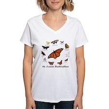 Tshirt-STL-Butterflies T-Shirt
