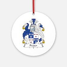 Fraser (of Lovat) Ornament (Round)