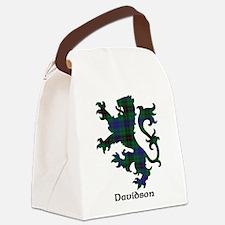 Lion - Davidson Canvas Lunch Bag