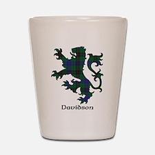 Lion - Davidson Shot Glass
