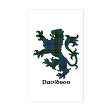 Lion - Davidson Decal
