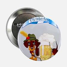 """Unique Oktoberfest 2.25"""" Button (100 pack)"""