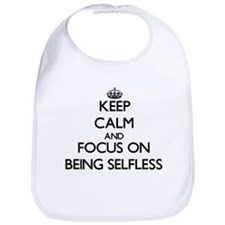 Cute Selfless Bib