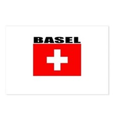 Basel, Switzerland Postcards (Package of 8)