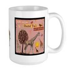 Stand Tall Coffee MugMugs